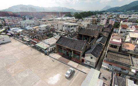 厦村鄧族建築群