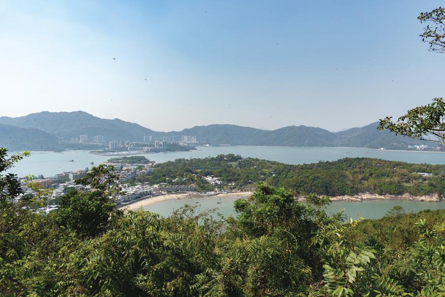 History of Peng Chau