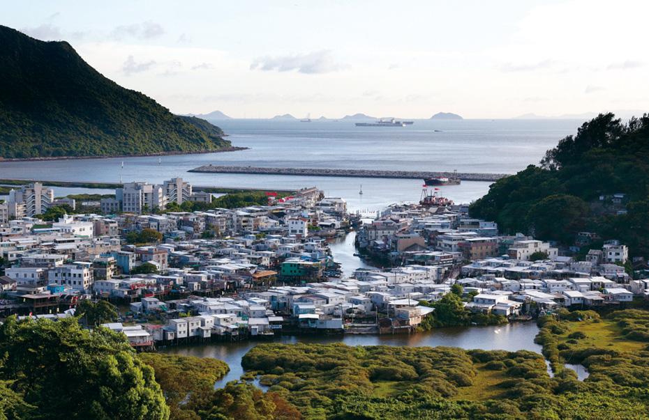 大嶼山歷史