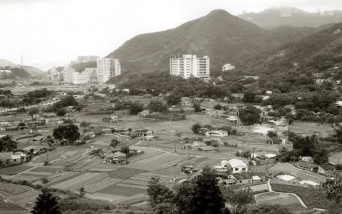 香港仔和黃竹坑的新與舊