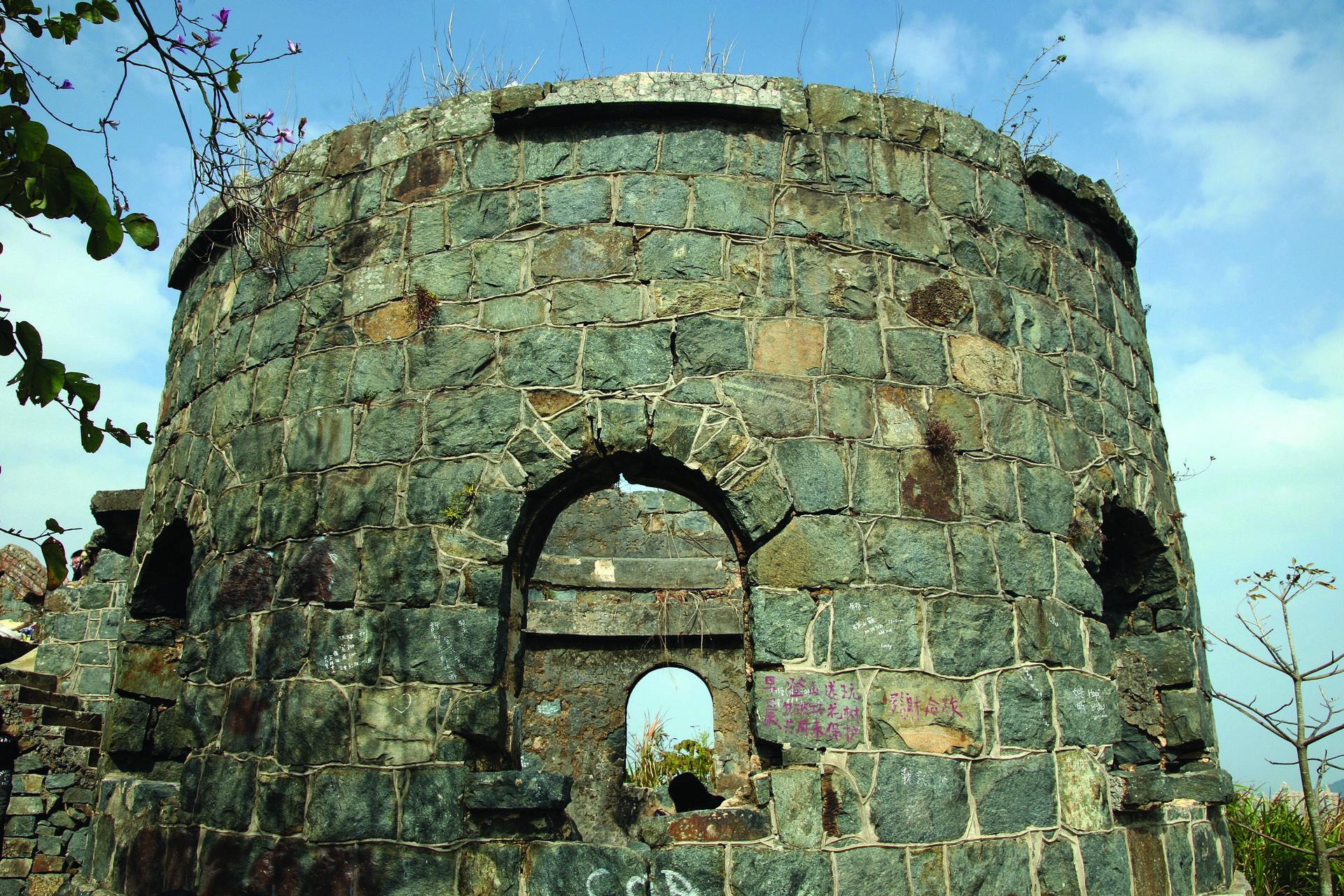 調景嶺廢堡