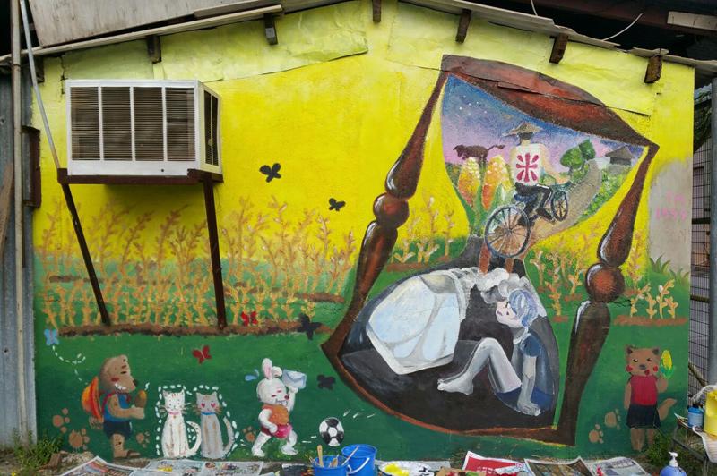藝術在鄉村