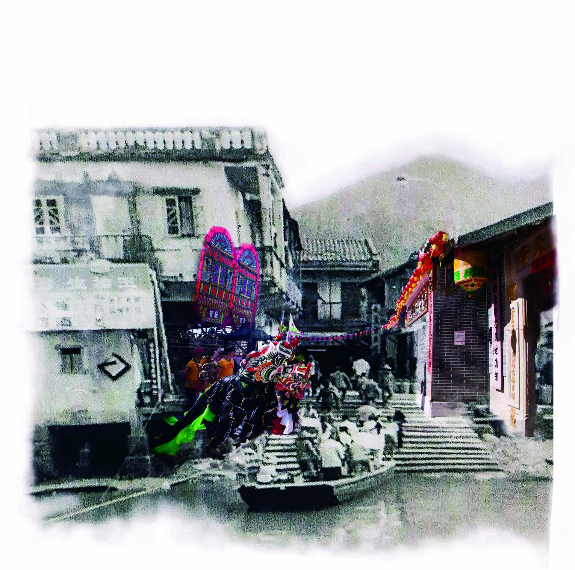 西貢墟百年滄桑