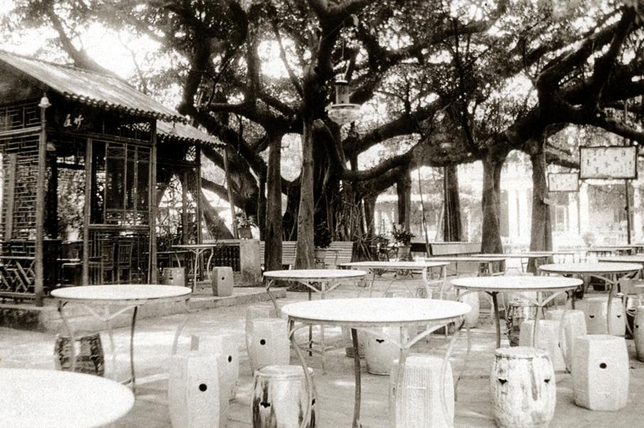 二十年代,利希慎開闢了利園遊樂場,內有歌臺、遊藝場、劇場和酒樓,盛極一時。