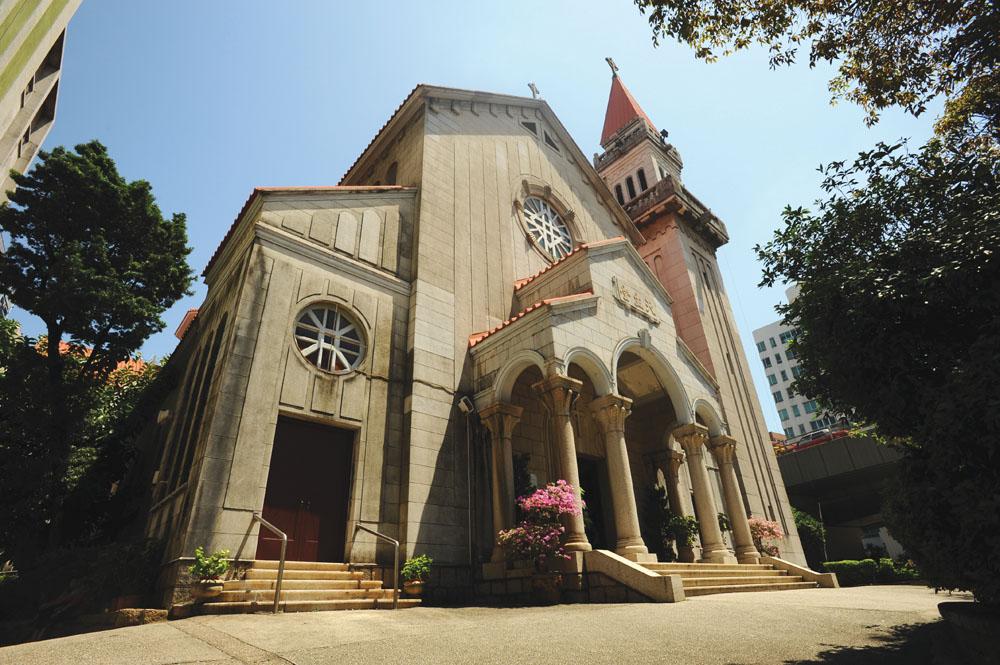 聖德肋撒堂