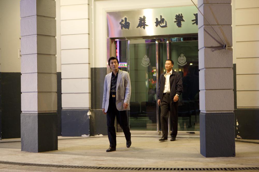 香港電影與杜琪峰之九龍情懷