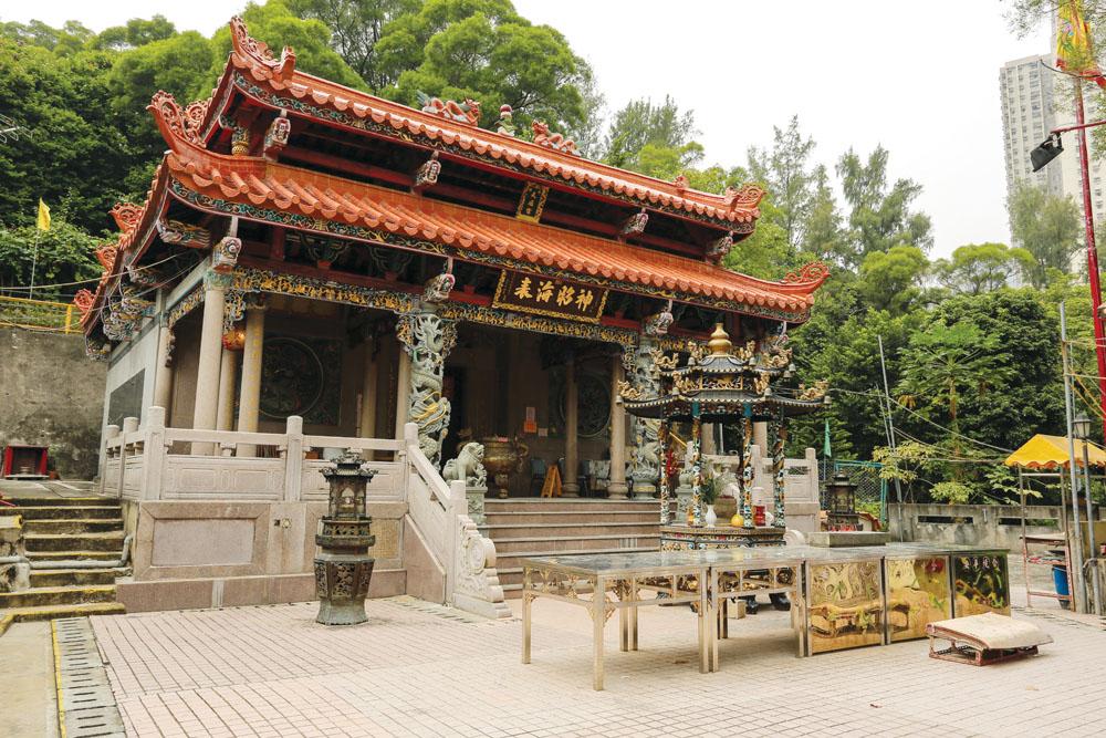 慈德社天后古廟