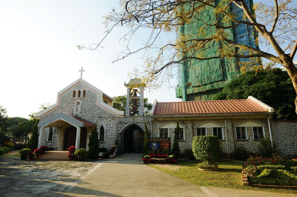粉嶺聖若瑟堂