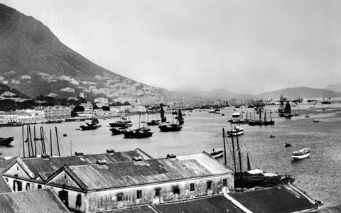 戰前小東京——灣仔