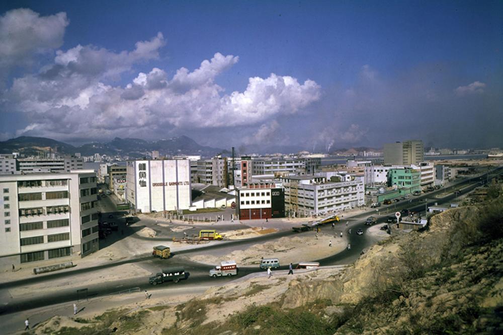 香港工業發展