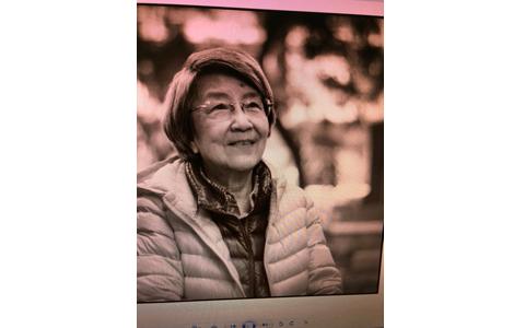 盧瑋鑾教授(小思)