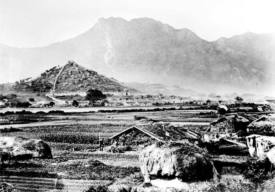 九龍城地區早期的歷史