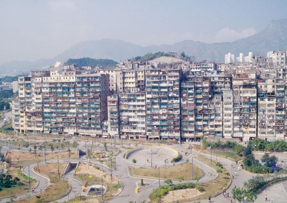 城市迷宮—戰後九龍城寨