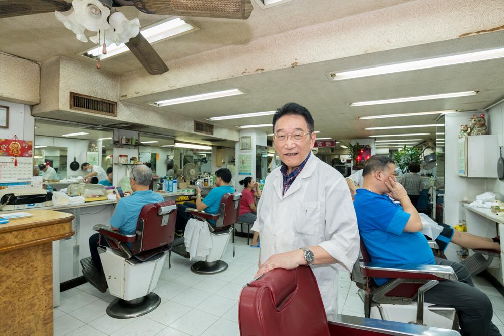 上海新雅蒙娜麗莎男女理髮公司