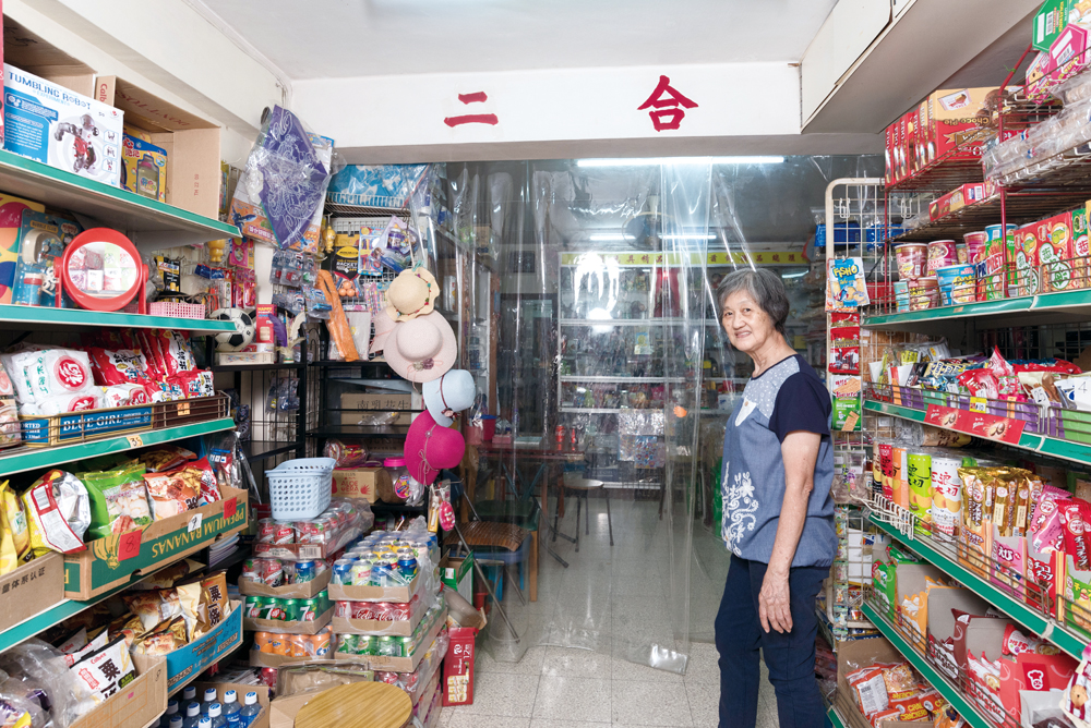 Having run Yee Hop Store for many years and witnessed the changes in life in Tai O, Wong Kwan Yau is devoted in serving all the people in his neighbourhood.