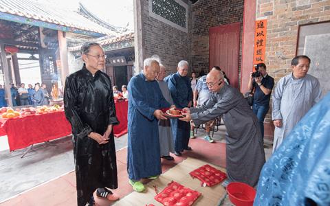 厦村鄧氏秋祭